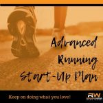 Link to Advanced Start-Up Running Plan