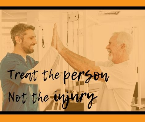 Treat the Person - Not the Injury